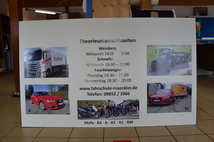 Stickerei · Textildruck · Aufkleber Made in Feuchtwangen – Germany!